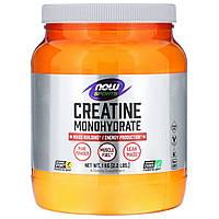 Креатин моногидрат Now Foods Creatine Monohydrate 1000 г