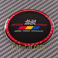 Наклейки для дисків з емблемою Honda Mugen power. ( Хонда Муген павер ) Ціна вказана за комплект з 4-х штук