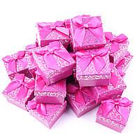 Коробочка подарочная box1-4 Фуксия