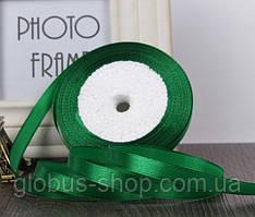 Атлас 1,2 см зеленый, 23 м