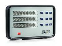 Двухкоординатное устройство цифровой индикации CS3000-2, фото 1