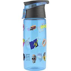 Бутылочка для воды Kite MTV 550 мл голубая MTV20-401