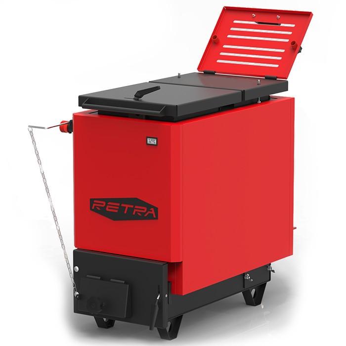 Шахтные бытовые водогрейные котлы  РЕТРА-6М 32 кВт ( RETRA )