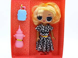 Кукла Лол подросток LOL O.M.G. с волосами и аксессуарами