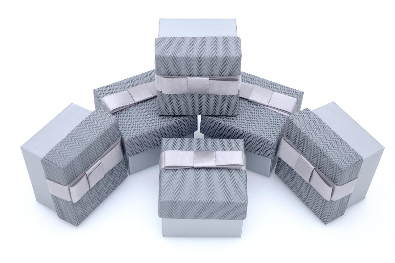 Коробочка для кольца box1-5 Серый