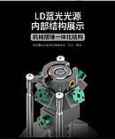 Лазерный уровень Hansite Лазерный невелир, фото 6