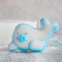 Пластиковая форма малыш нерпы