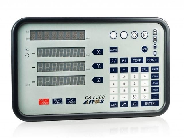Двухкоординатное устройство цифровой индикации CS5500-2