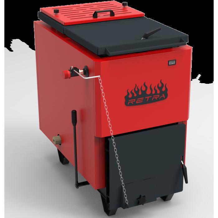 Шахтные бытовые водогрейные котлы  РЕТРА-6М КОМФОРТ 32 кВт (RETRA KOMFORT)
