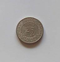 25 центов Суринам 2009 г., фото 1