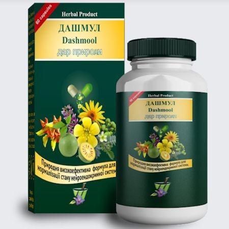 """""""Дашмул"""" для здоровья эндокринной системы, 60 капсул"""