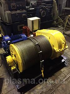 Лебідка електрична монтажна ЛМ-3,2