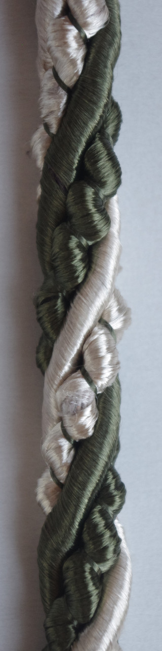 Декоративный шнур 12 мм (плетенный)