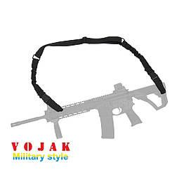 Збройовий ремінь DANAPER SD-POINT SLING (Black)