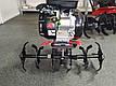 Культиватор бензиновий Forte МКБ-70 7л.с. без колес мотоблок, фото 4