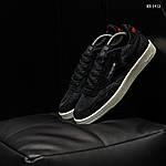 Мужские кроссовки Reebok Classic (черные) KS 1412, фото 3