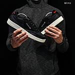 Мужские кроссовки Reebok Classic (черные) KS 1412, фото 6