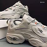Мужские кроссовки Reebok (серые) KS 1418, фото 7
