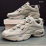 Мужские кроссовки Reebok (серые) KS 1418, фото 8