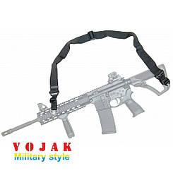 Оружейный ремень DANAPER TP-POINT SLING (Black)