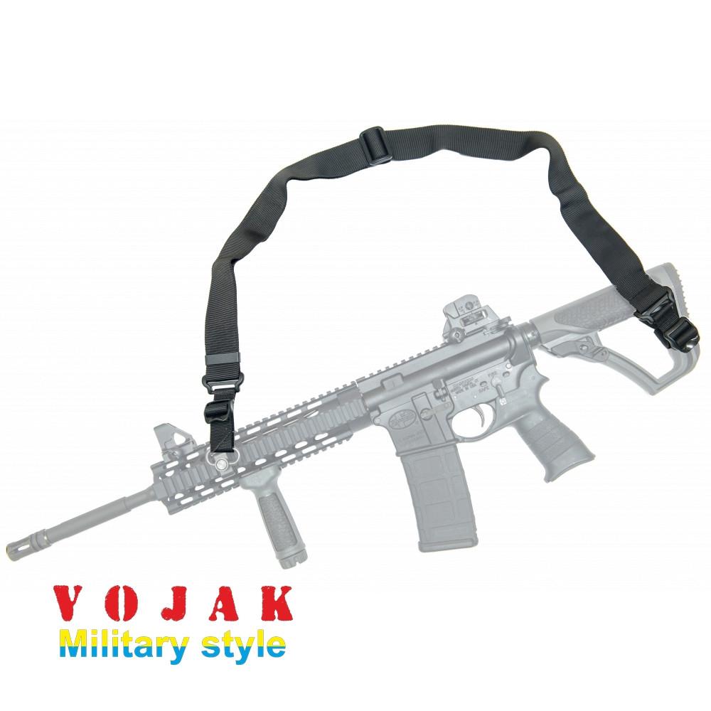 Збройовий ремінь DANAPER TP-POINT SLING (Black)