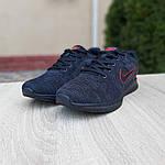 Мужские кроссовки Nike ZOOM Air (черно-оранжевые) 10082, фото 3