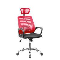 Офисное кресло Bayshore черно-красное