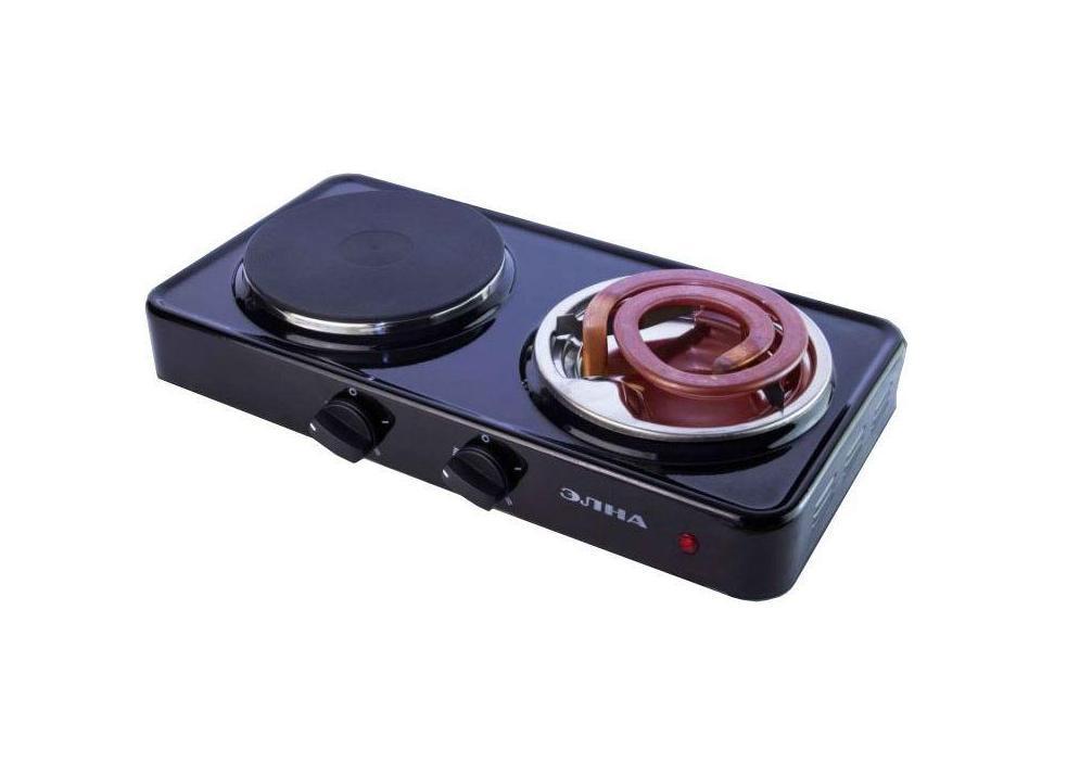 Плита электрическая Элна - ЕПЧ 2-2,5/220 (011Н) / 2,5 кВт (широкий тэн+диск)