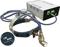 Фіброоптичний освітлювач налобний KO-9R