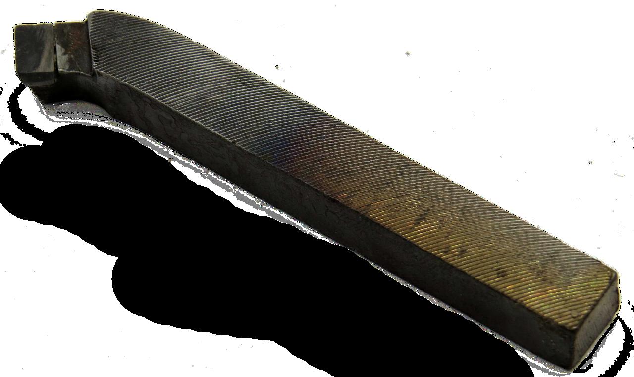 Резец токарный проходной отогнутый 20x20x140 ВК8 ГОСТ 18877-73