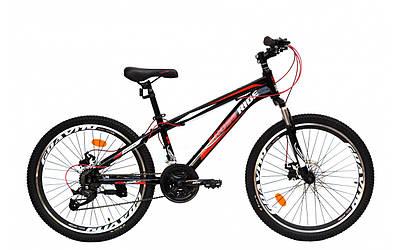 """Подростковый велосипед 24"""" Crossride Skyline"""