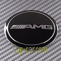 Наклейки для дисків з емблемою Mercedes Benz AMG. ( Мерседес АМГ ) Ціна вказана за комплект з 4-х штук