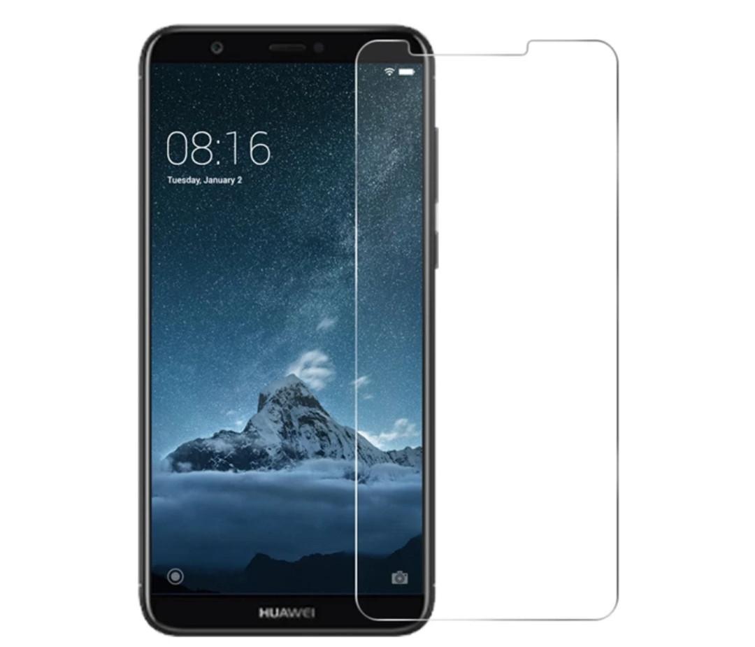 Загартоване захисне скло на Huawei Y6 2018 Прозоре