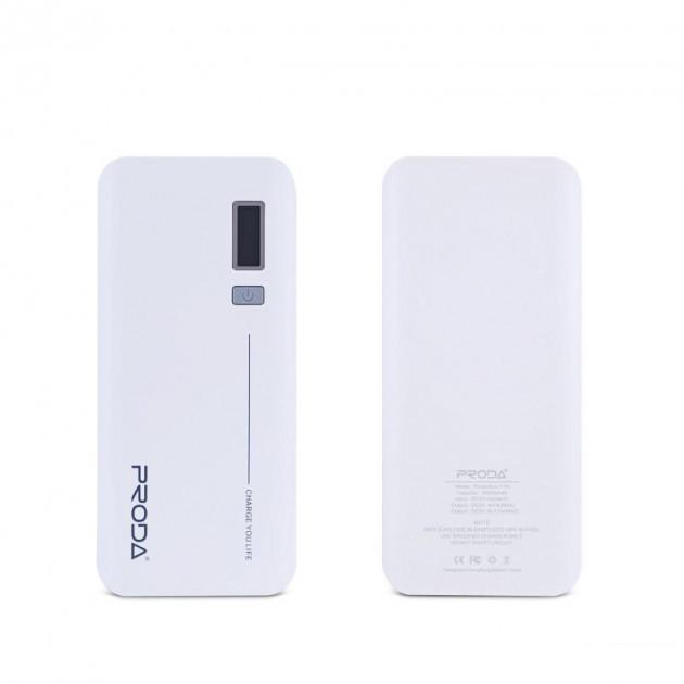 Power Bank Remax V10i Series PPL-6 20000mAh White