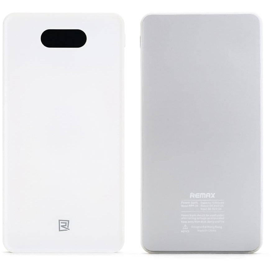 Power Bank REMAX Muse RPP-34 10000mAh White