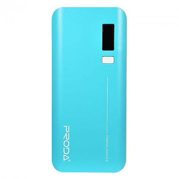 Power Bank Remax V10i Series PPL-6 20000mAh Blue