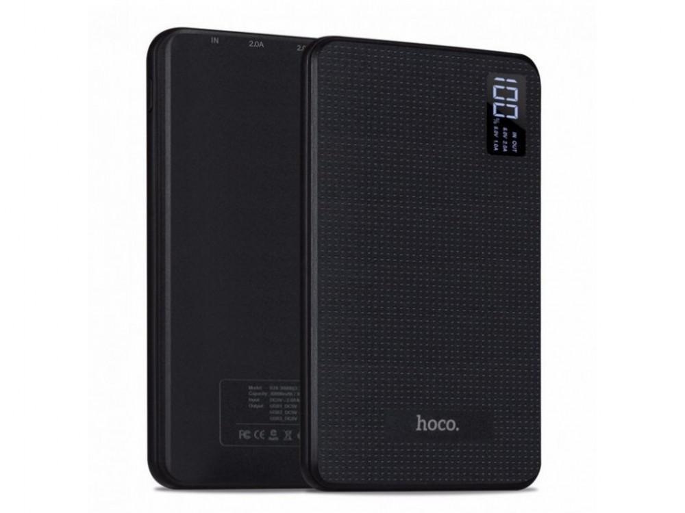 Power Bank HOCO B24 30000mAh Black