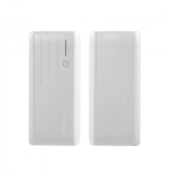 Power Bank Remax Time PPL-19 12000mAh White