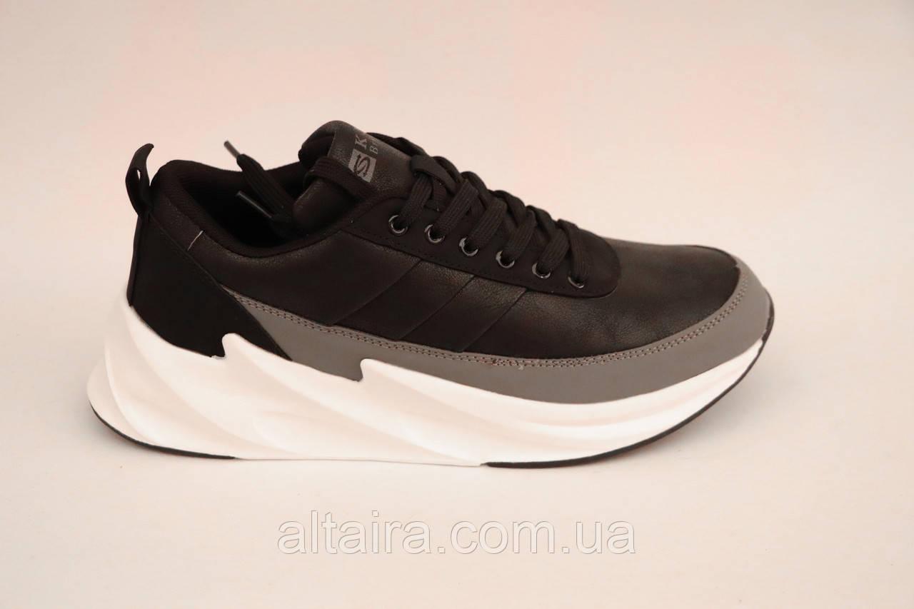 Кросівки чоловічі чорні недорогі