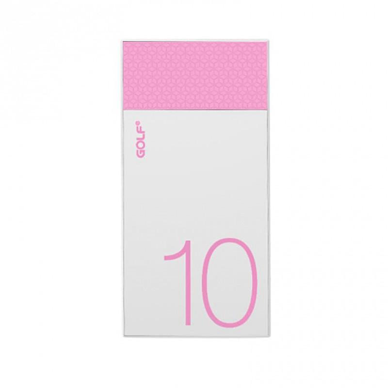 УМБ Golf Power Bank Hive 10 10000mAh Pink