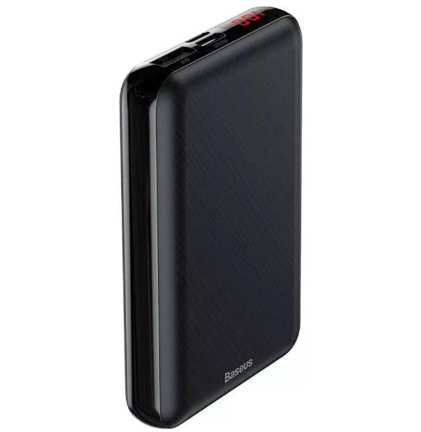 Power Bank Baseus Mini S Digital Display Powerbank 10000mAh PD Edition Black