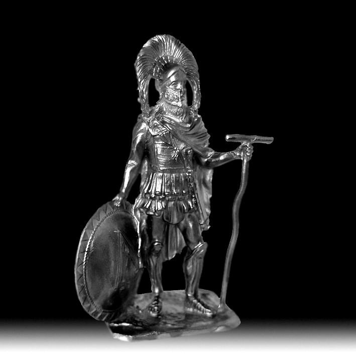 Спартанский командир, V век до н. э.