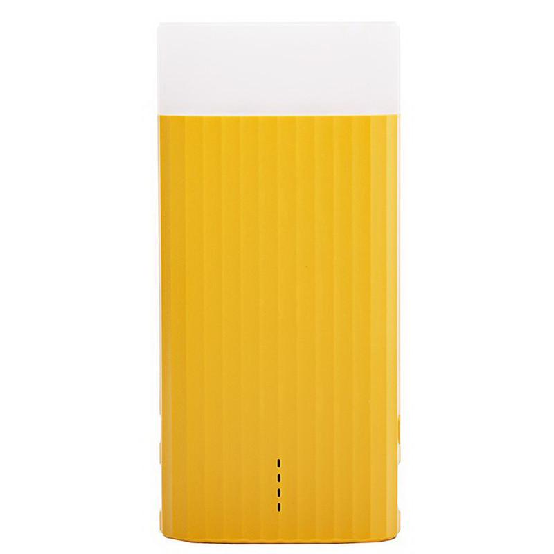 УМБ Remax Proda Ice Cream PPL-18 Power Bank 10000 mAh Yellow
