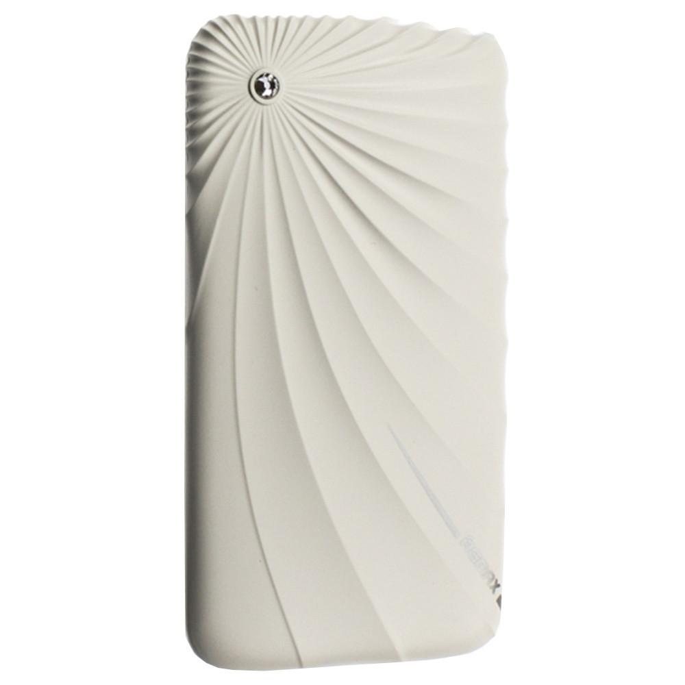 Портативная батарея Remax Power Bank Gorgeous RPP-26 5000 mah White