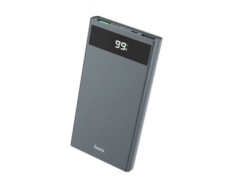 Power Bank Hoco J49 Jewel PD+QC3.0 10000mAh Grey