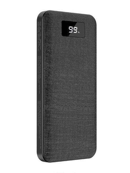 Power Bank Hoco J47 Element PD+QC3.0 10000mAh Black