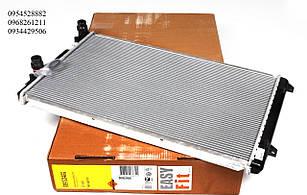 Радиатор охлаждения VW Caddy III 1.9TDI BJB (+/- AC) (650x405x26) NRF (Нидерланды) 53406