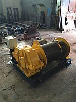 Лебедка электрическая тяговая ТЭЛ-3