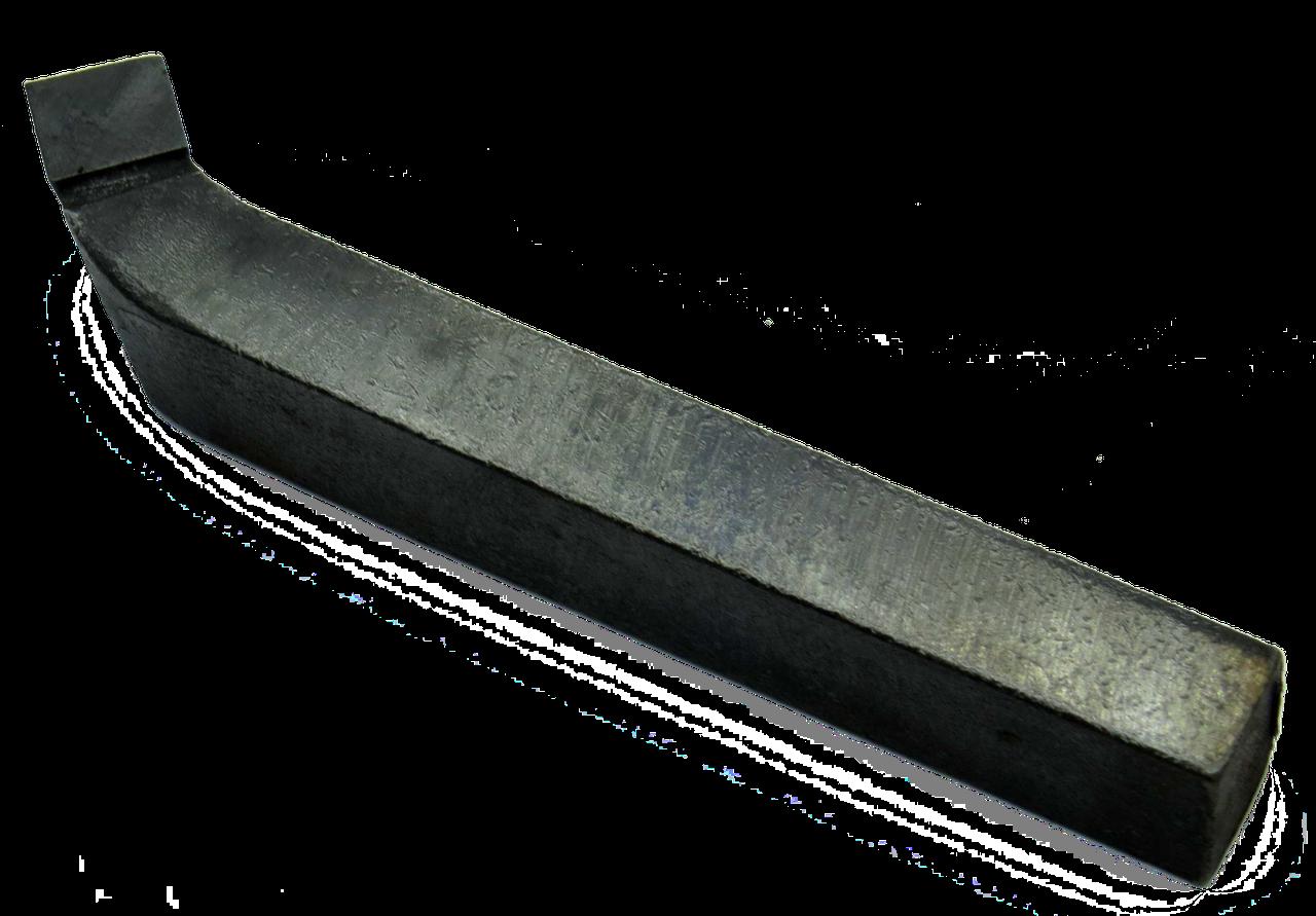 Резец токарный проходной отогнутый 40x25x200 ВК8 левый ГОСТ 18877-73