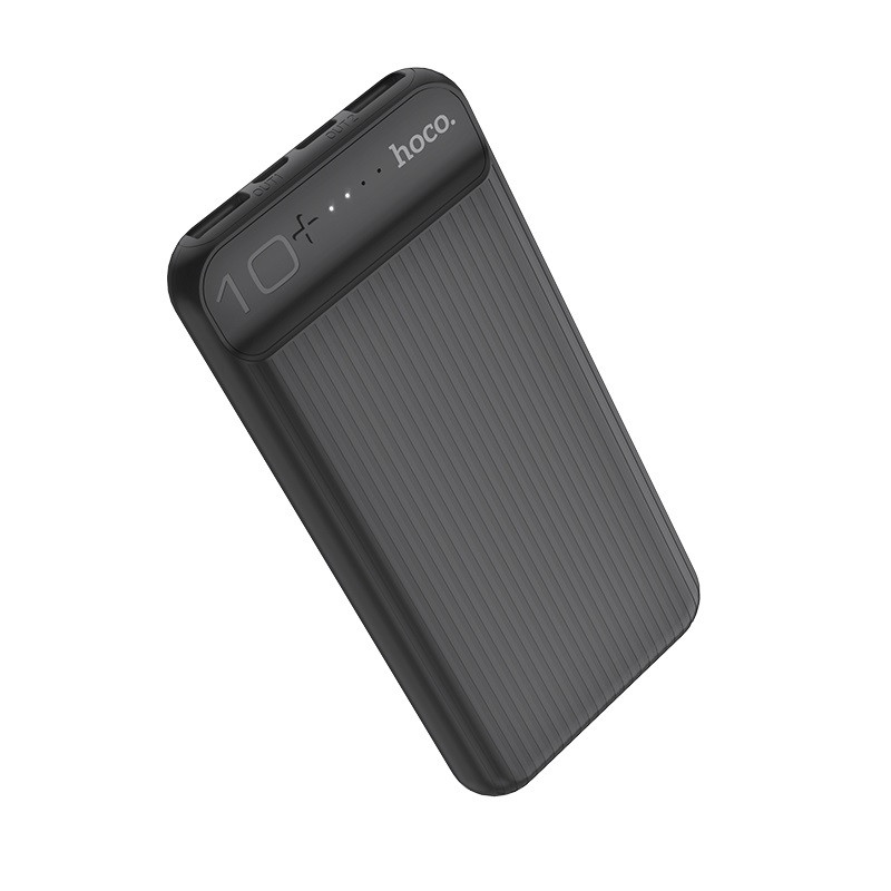 Power Bank Hoco J52 New joy 10000mAh Black